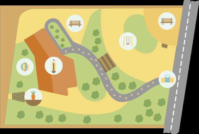 Mapa Xicotets Campolivar