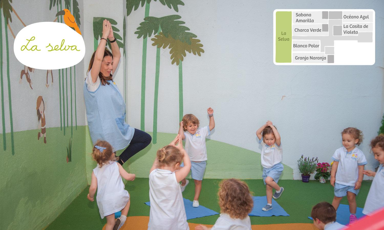 La selva Xicotets escuela infantil