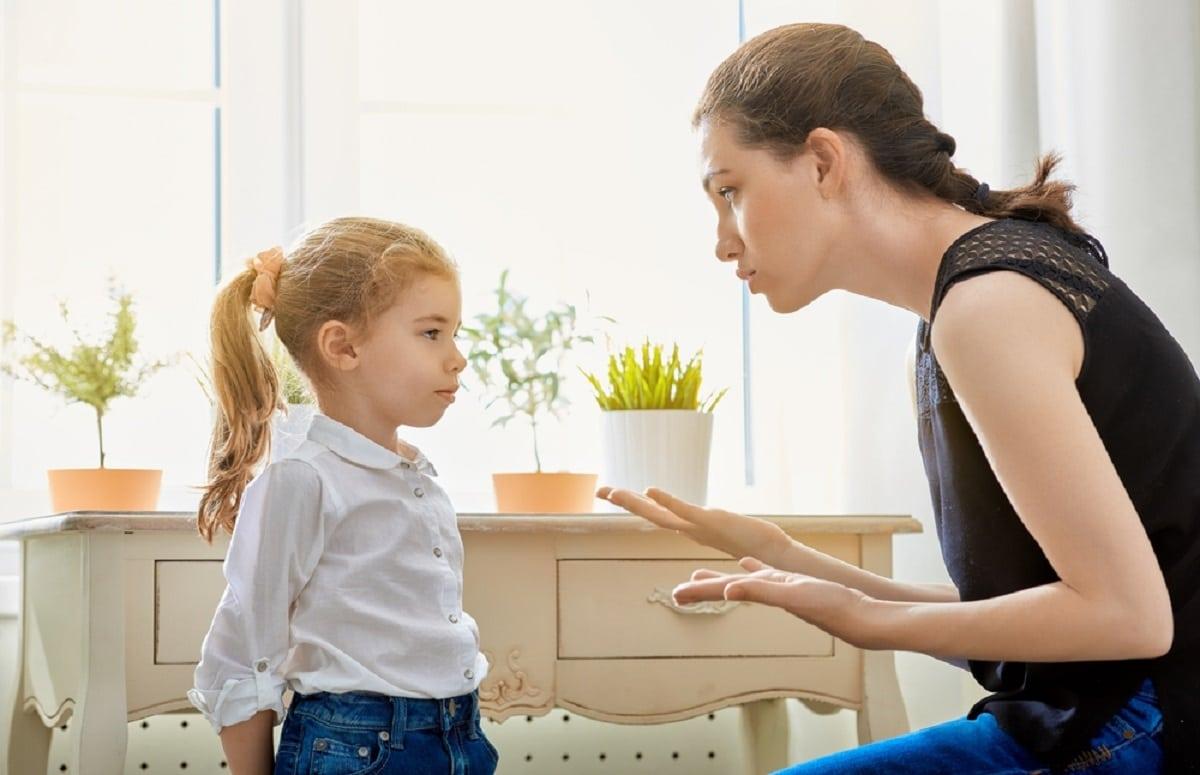 diez reglas regañar a tu niño