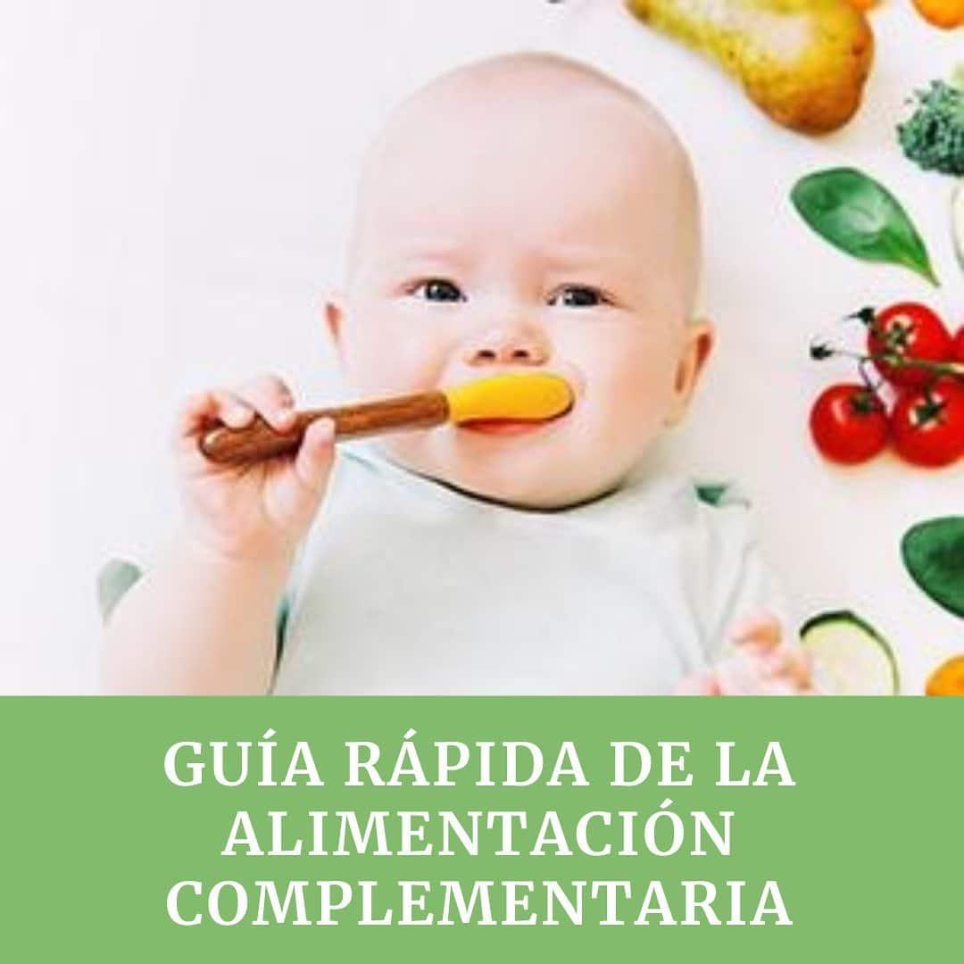 Alimentación complementaria